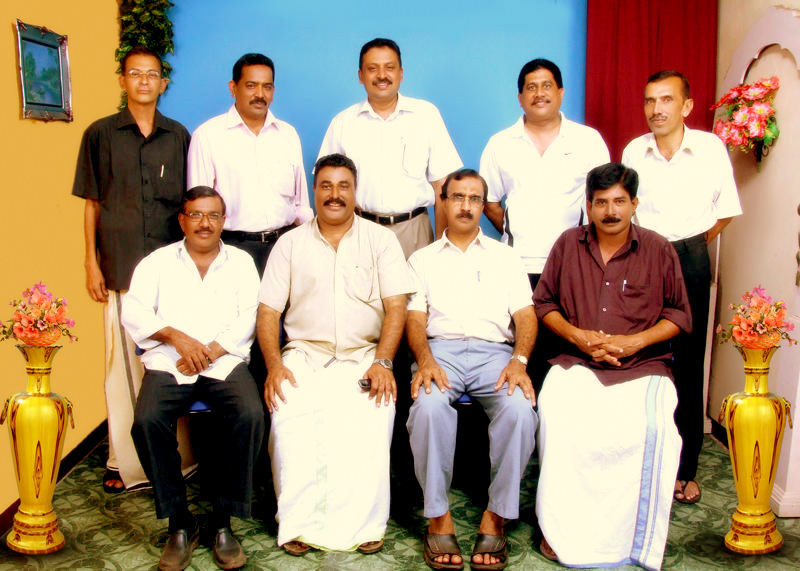 Few Founder Members