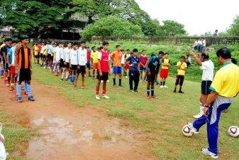 Free Football Camp