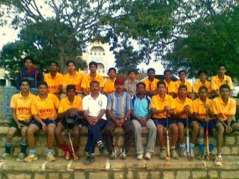 Mysore Hockey Camp